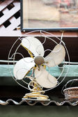 Old fans — Stock Photo