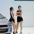 Royalty-Free Stock Photo: Thailand International Motor show 2012