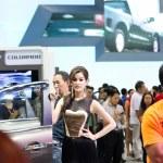 Thailand International Motor show 2012 — Stock Photo