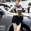 Thailand International Motor show 2012 — Stock Photo #9768681