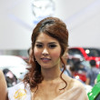 Thailand International Motor show 2012 — Stock Photo
