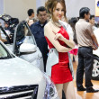 Thailand International Motor show 2012 — Stock Photo #9770602