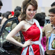 Thailand International Motor show 2012 — Stock Photo #9770680