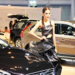 Thailand International Motor show 2012 - Stock Photo