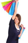 Happy shopping — Stockfoto