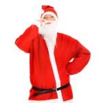 Proud Santa — Stock Photo