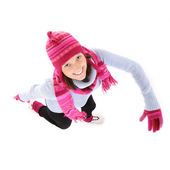 Figure-skating — Stock Photo
