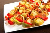 Polish kebab — Stock Photo