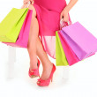 I love shopping! — Stock Photo #9164750