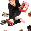 Perfect shoes? — Stock Photo #9164840