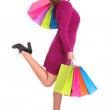 Shopping is my life — Stock Photo #9974779