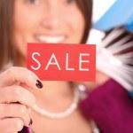 It's sale! — Stock Photo #9974805