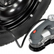 Stock Photo: Compressor and wheel