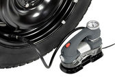 Compressor and wheel — Stock Photo