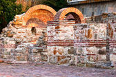 Basilica of the Virgin Eleousa 5-6, Nessebar, Bulgaria. — Stock Photo