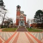 Tomb of Svyatopolk-Mirski — Stock Photo #8679670