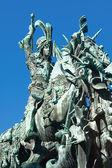 Monument à saint-georges — Photo
