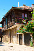 A typical house in the old town. Nessebar.Bulgaria. — Stockfoto
