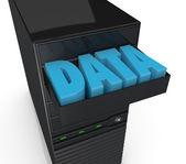 Storage server — Stock Photo