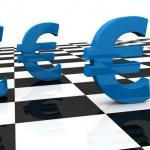 Euro concept — Stock Photo