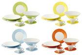 Tazze e piatti in ceramica — Foto Stock