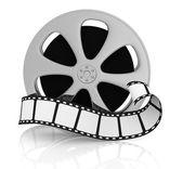 Koncepcja przemysłu filmowego — Zdjęcie stockowe