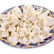 Wonton dumpling, traditional Chinese food — Stock Photo