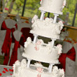 Royalty-Free Stock Photo: Wedding Cake