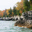 Wisconsin Cave Point Park — Stock Photo #8138117