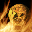 Concept: Global Warming — Stockfoto