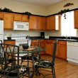 Newly Finished Kitchen — Stock Photo #8138444