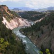 Grand Canyon of Yellowstone National Park — Stock Photo
