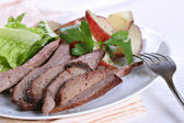 Tender beef sirloin — Stock Photo