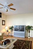Living Room Corner — Stock Photo
