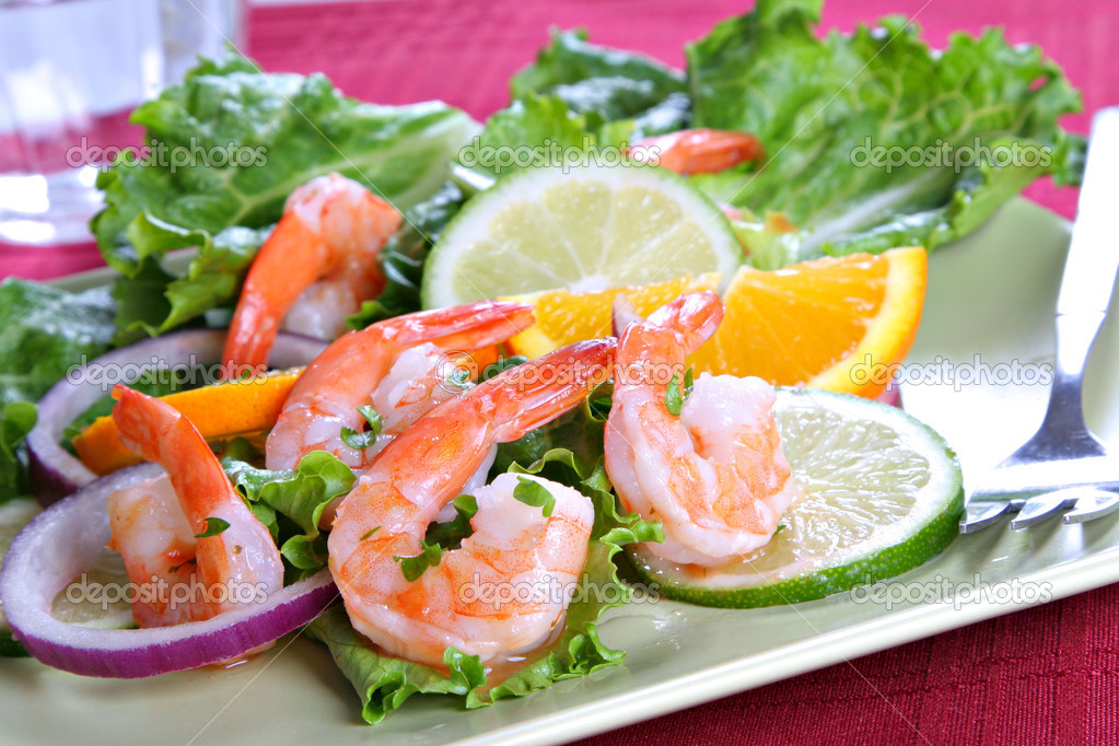 Диетические рецепты блюд из морепродуктов