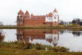 Mirski Castle — Stock Photo