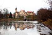 Nesvizh Castle. Belarus — Stock Photo