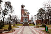 Chapel-tomb Of The Princes Svyatopolk-mirski — Stock Photo