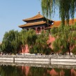 Forbidden City In Beijing - Stock Photo