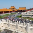 The Forbidden City, China - Stock Photo