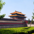 The Historical Forbidden City In Beijing - Stock Photo