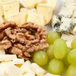 Cheese platter — Stock Photo