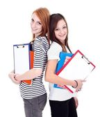 Young students — Stock Photo