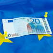 Euro remains — Stock Photo
