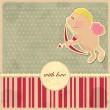 Royalty-Free Stock Vectorafbeeldingen: Card for Valentine
