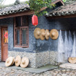 Stock Photo: Chinese farmhouse