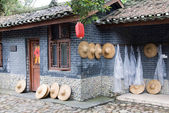 Chinese farmhouse — Stock Photo