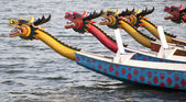Dragon boat — Stockfoto
