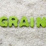 Grain sign — Stock Photo #9637106