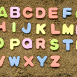 Stock Photo: Alphabet sign
